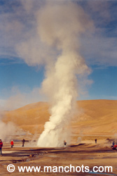 Geyser El Tatio (Chili)