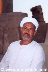 Egyptien - Louxor (Egypte)