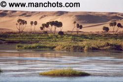 Sur le Nil (Egypte)