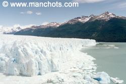 Le glacier Perito Moreno (Argentine)
