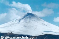 Volcan Villarica (Chili)
